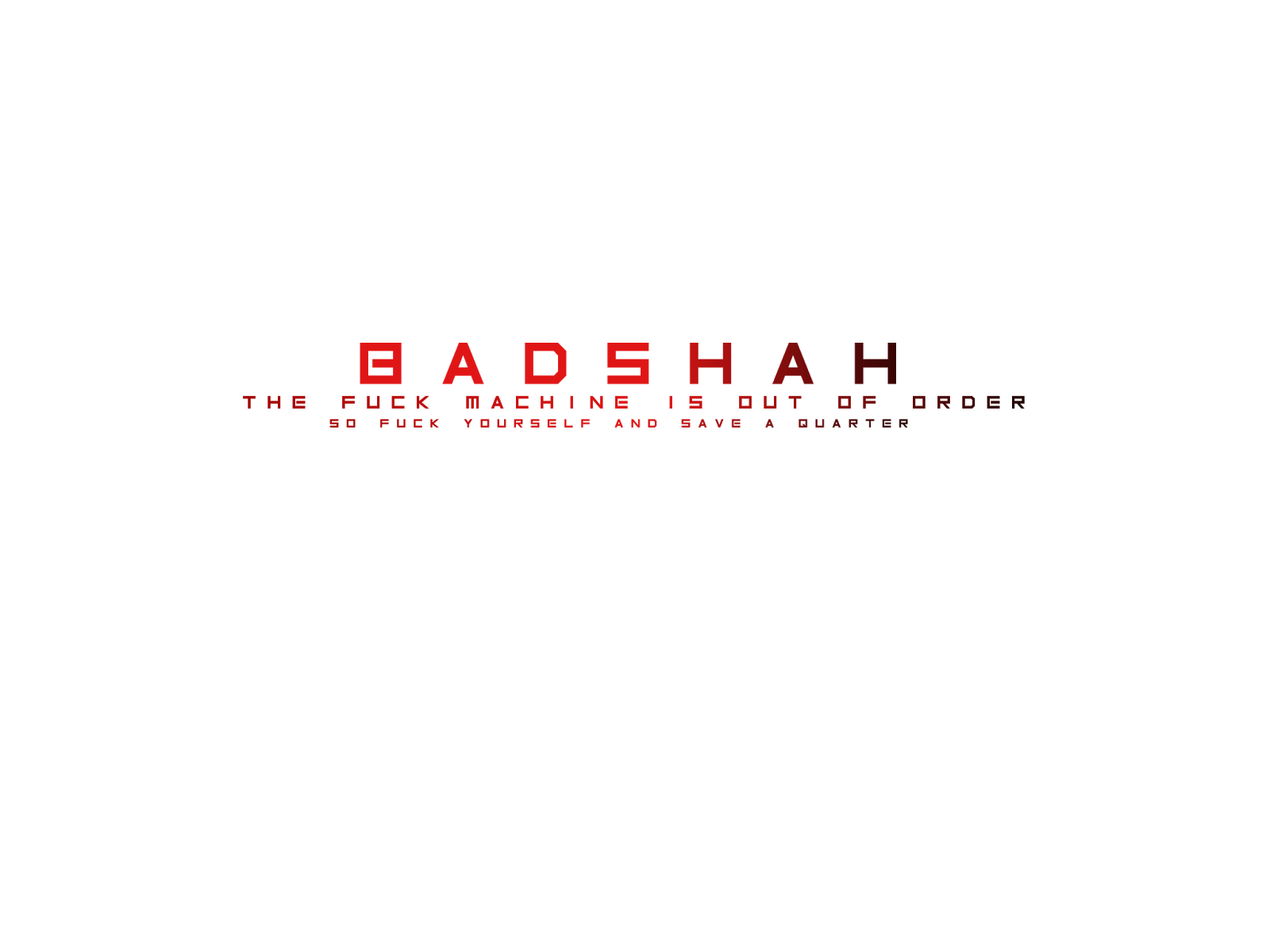 Badmash Prk Editing Zone: Red + Black Text PNG.