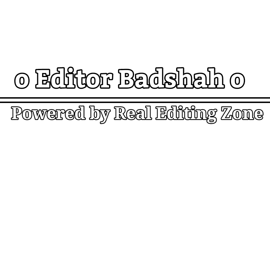 Logos for Real Editing Zone.