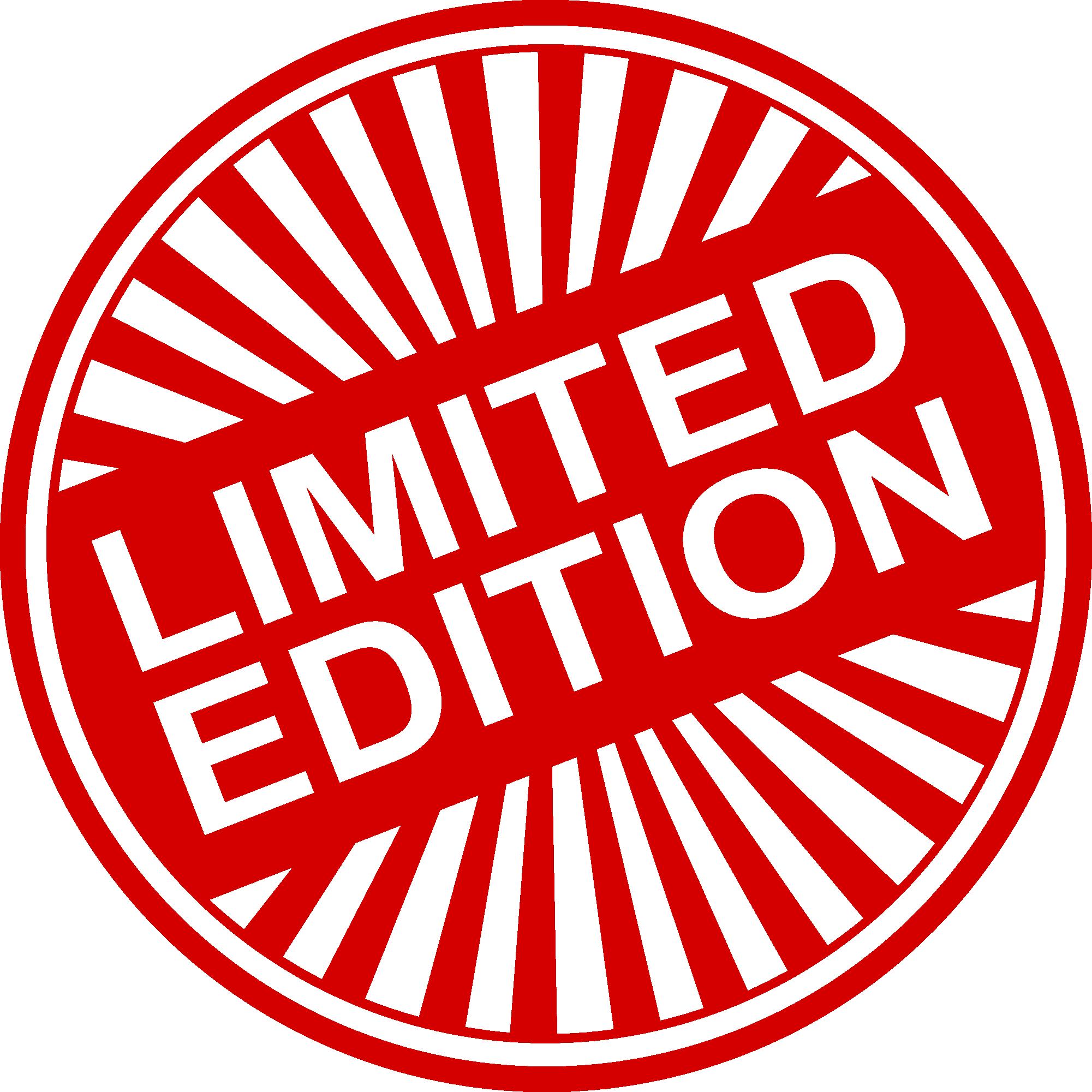 4 Limited Edition Stamp Vector (PNG Transparent, SVG).