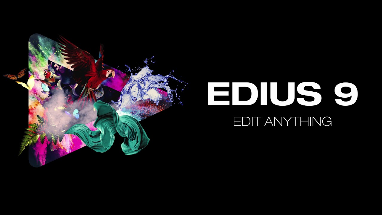 EDIUS 9 Trailer.