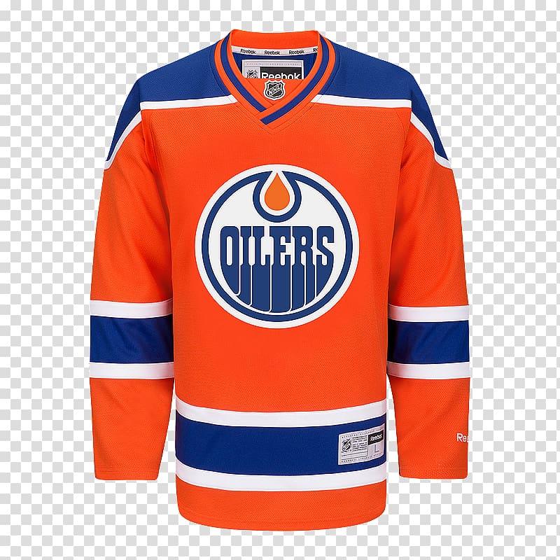 Edmonton Oilers National Hockey League Hockey jersey Ice.