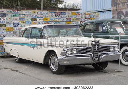 Edsel Ford Stock Photos, Royalty.