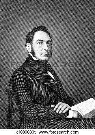 Stock Image of Eduard von Simson k10890805.