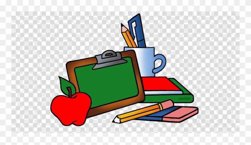 School Supplies Transparent Clipart Daingerfield.
