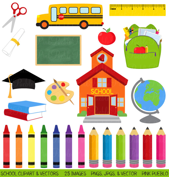 Education Cliparts Free Download.