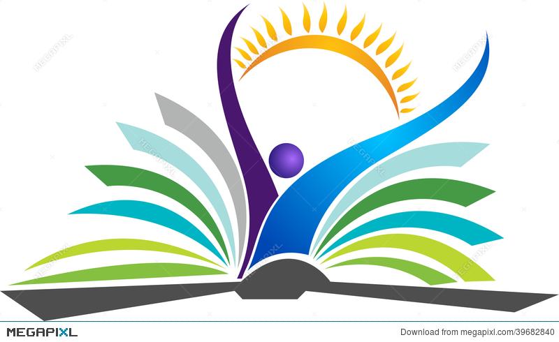 Bright Education Logo Illustration 39682840.