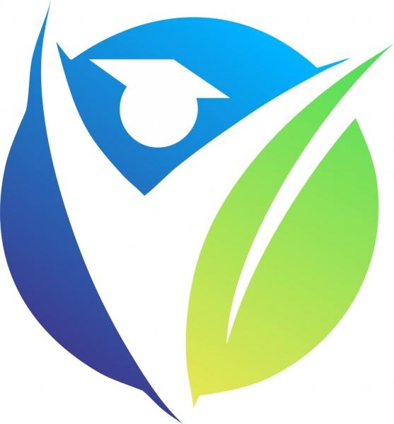 Education logo Free vector in Encapsulated PostScript eps.