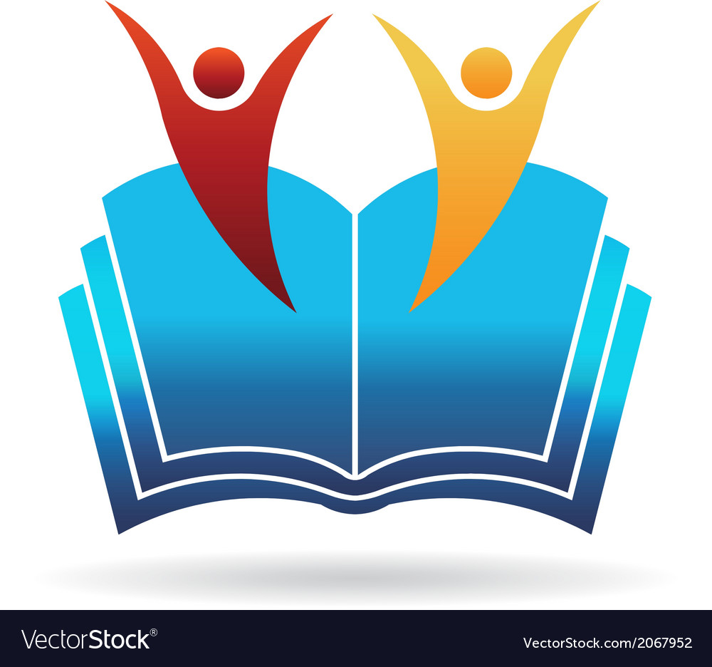 People book education logo.