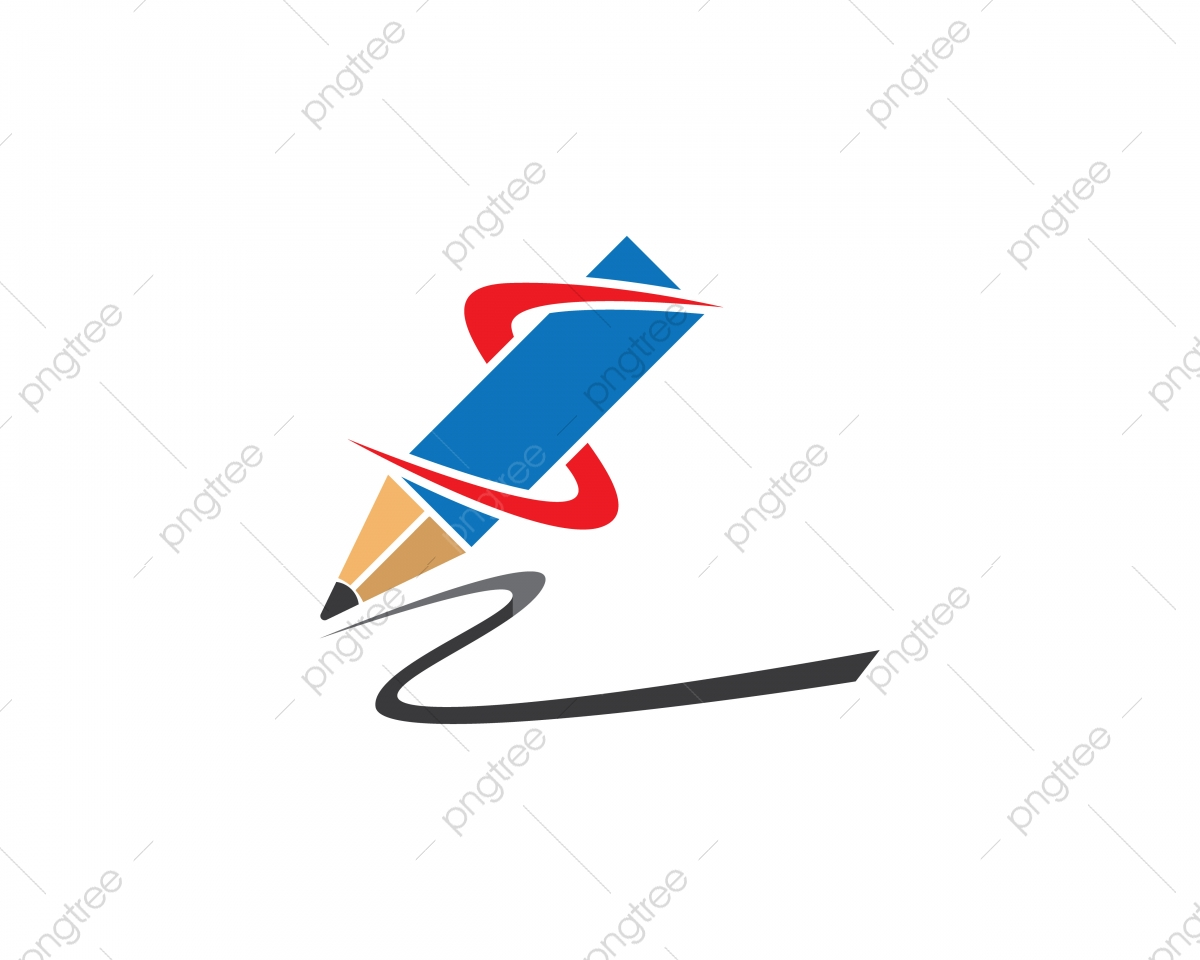 Education Logo Vector Template, Pencil, Student, Education PNG and.