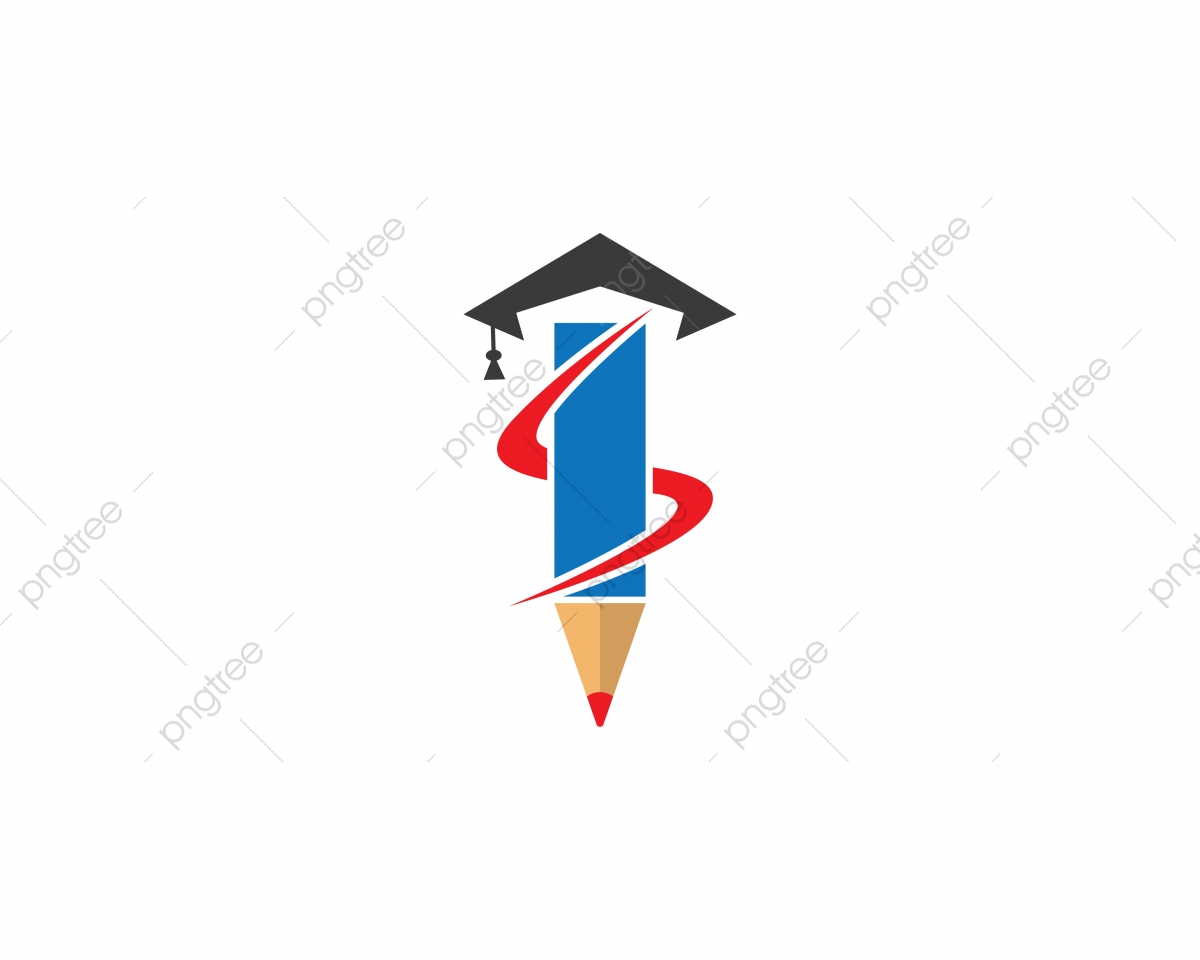 Education Logo Vector Template, Pencil, Education, Professional PNG.