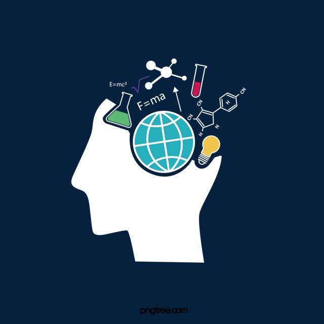 Color Science Education Creative Brain, Chemistry, Physics.