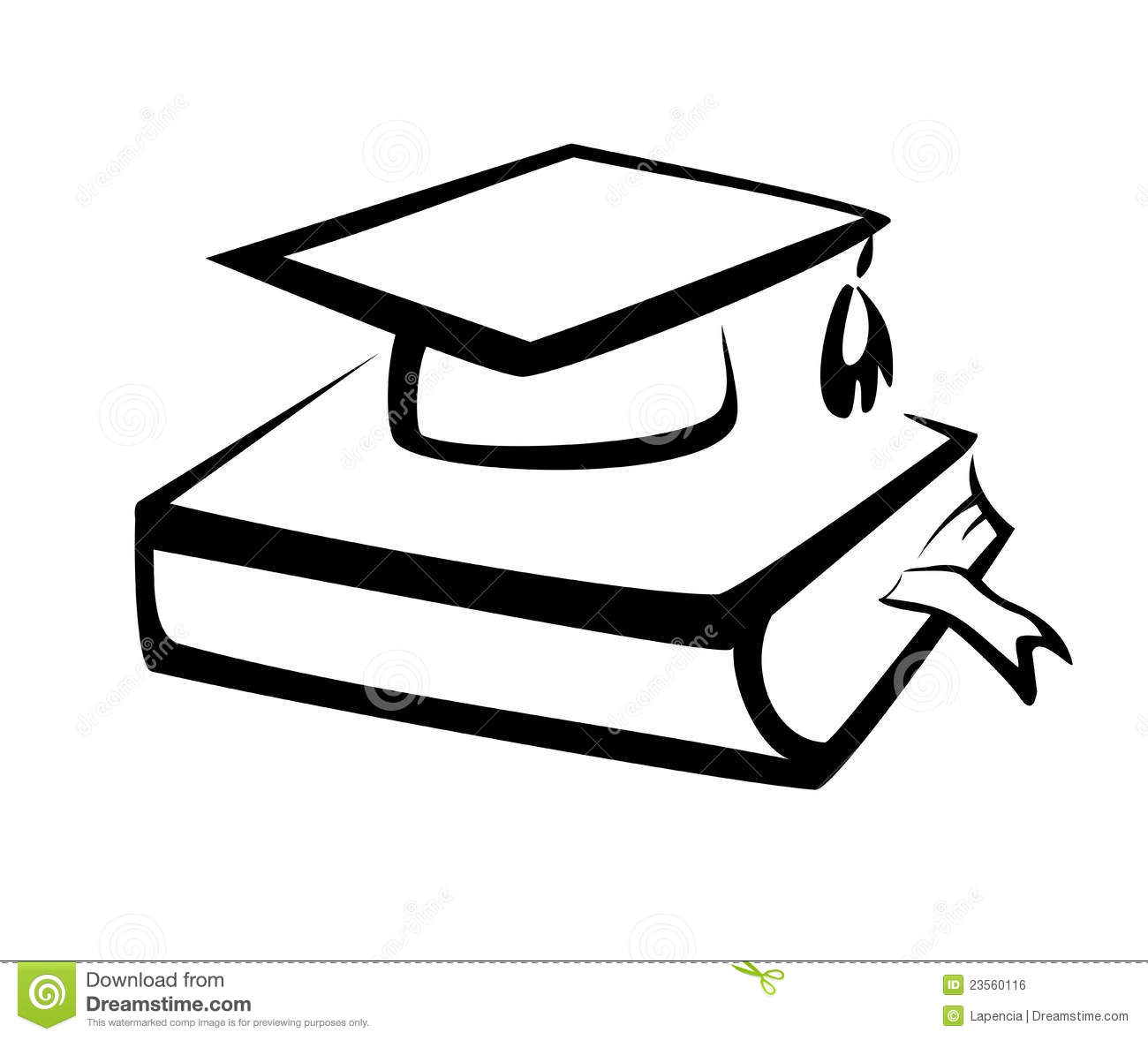 Education Symbol, Knowledge Concept Royalty Free Stock Image.