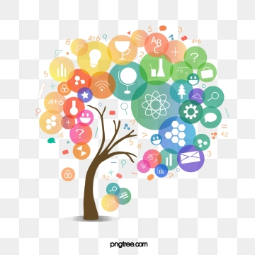 Education Tree PNG Images.