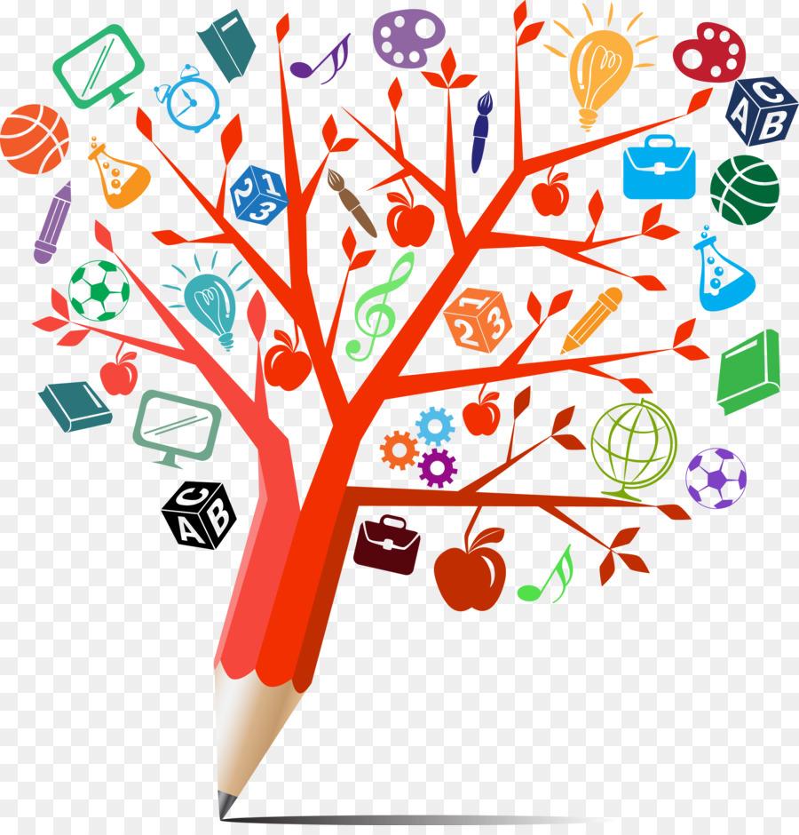 Cartoon Tree png download.