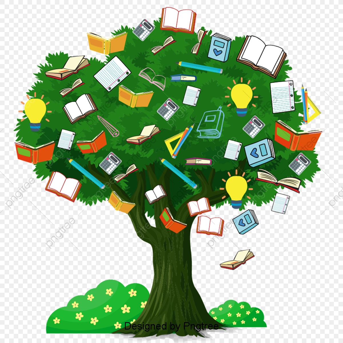 The Tree Of S Imagination Library Education Trees Green, Education.