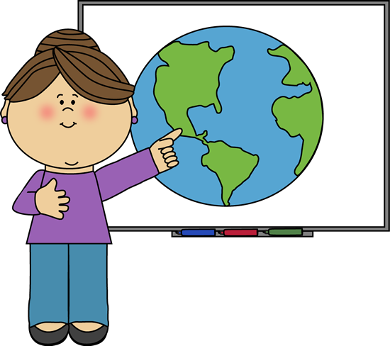 Educator Clipart.