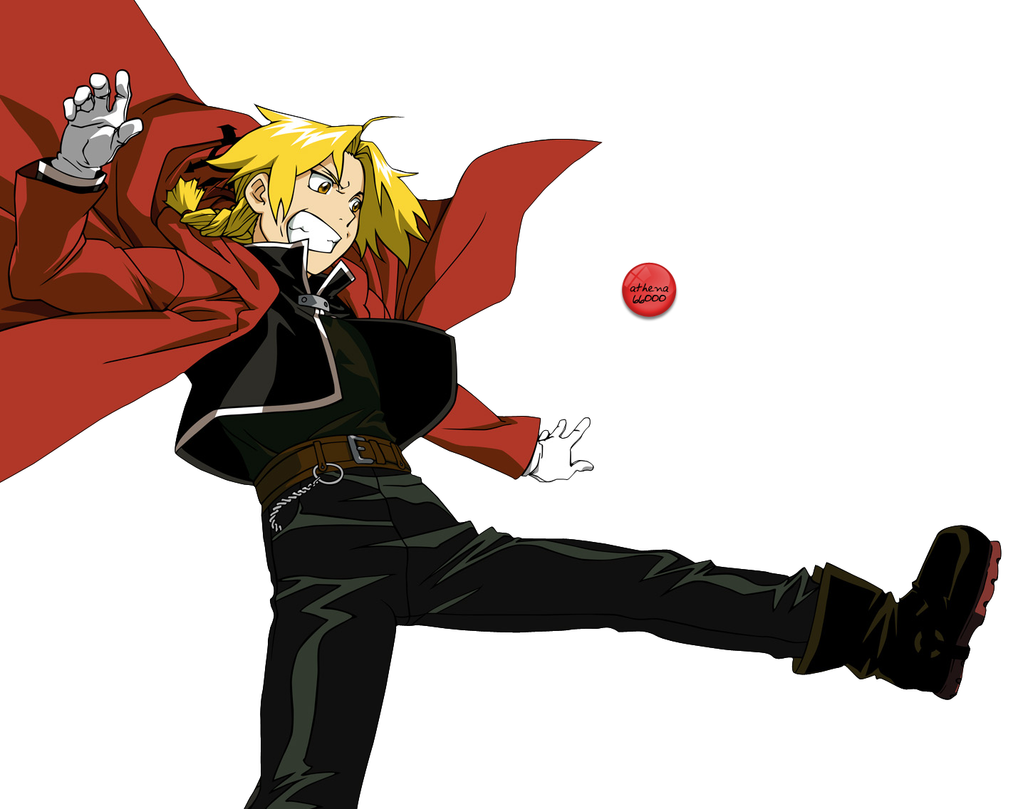 Edward elric clipart.
