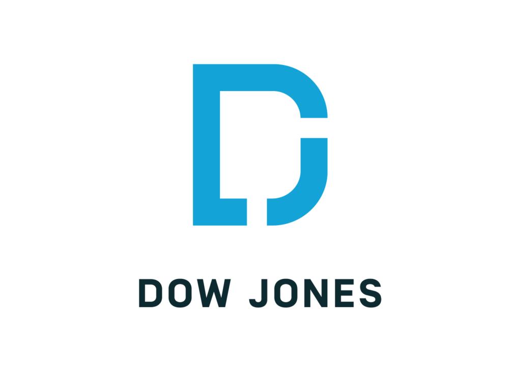 Dow Jones logo.