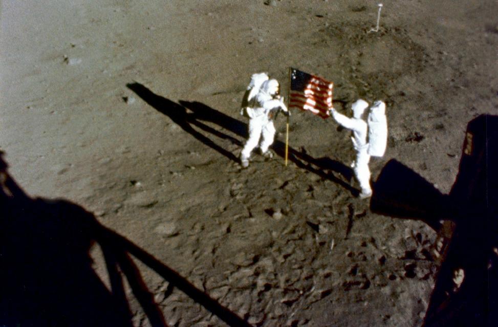 Neil Armstrong en photos.