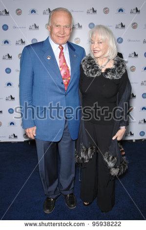 """buzz Aldrin And Wife"""" Stock Photos, Royalty."""