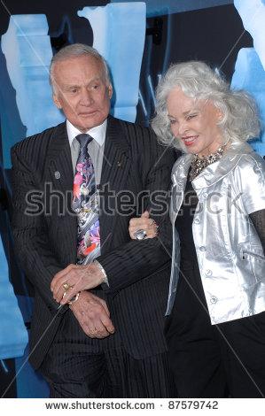 Lois Aldrin Buzz Aldrin Stock Photos, Royalty.