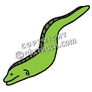 eel clipart #10.