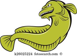 Burbot Clipart and Illustration. 46 burbot clip art vector EPS.