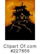 Eerie Clipart #1.
