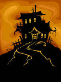 Eerie Illustrations and Clipart. 710 eerie royalty free.