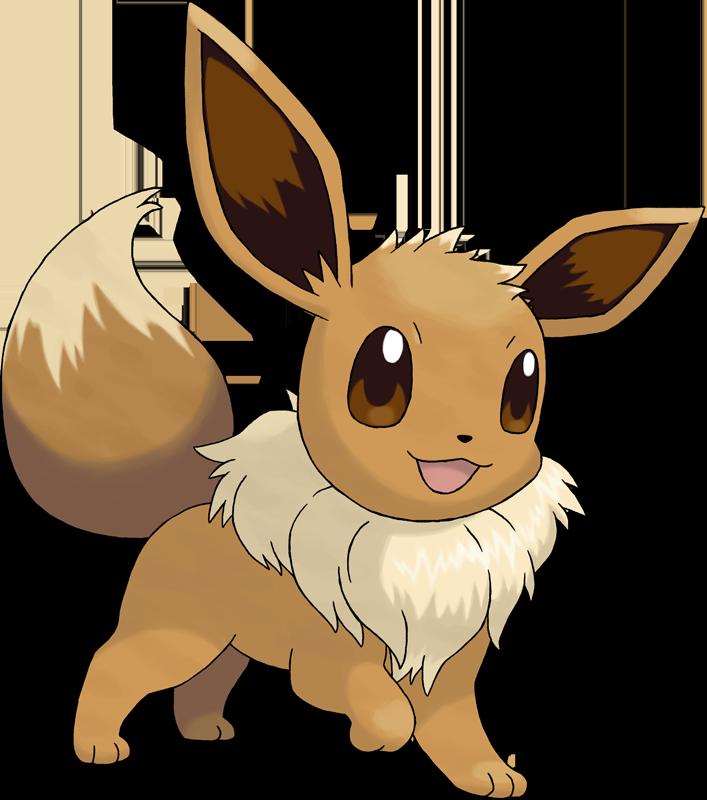 Pokemon 133 Eevee Pokedex: Evolution, Moves, Location, Stats.