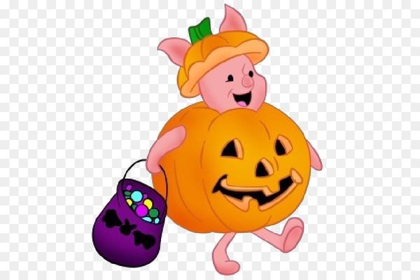 Winnie the Pooh Piglet Eeyore Halloween Clip art.