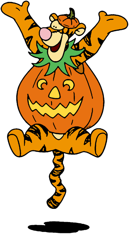 Disney Halloween Clip Art 5.