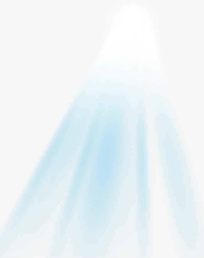 Un Rayo De Luz, Azul, La Luz, Efecto De Luz Imagen PNG para Descarga.