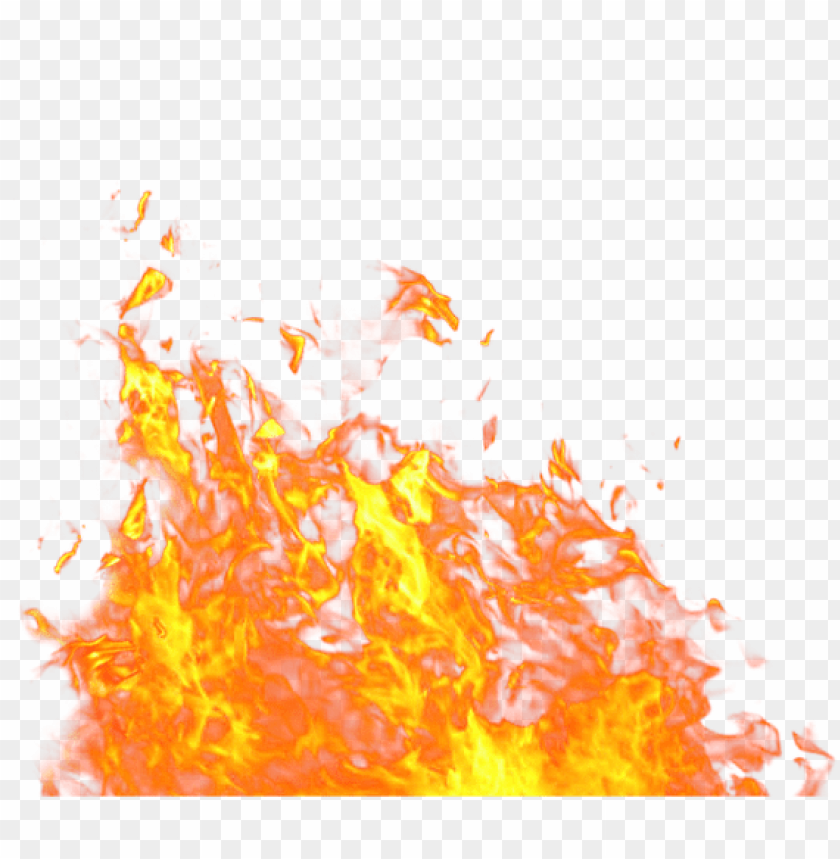 efectos de fuego PNG image with transparent background.