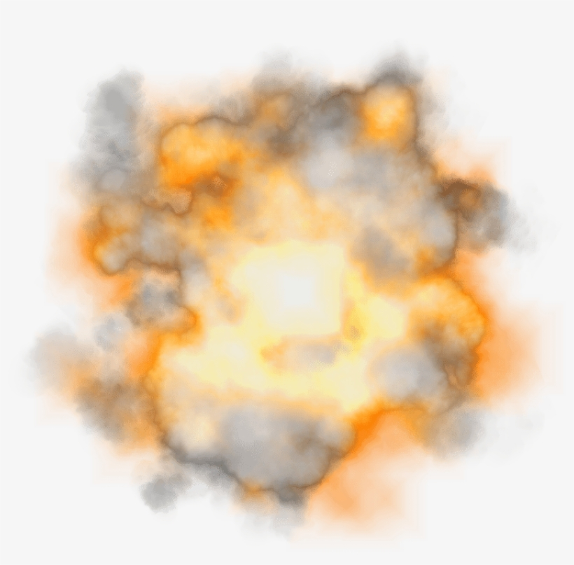 Free Png Smoke Explosion Png Png Images Transparent.