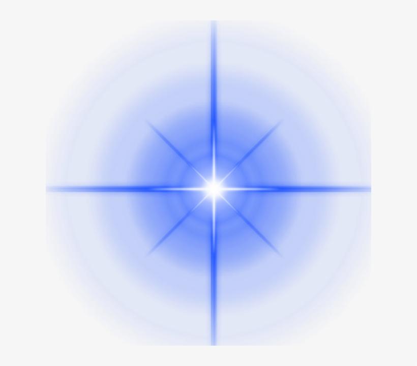 Estrela De Luz Efeito Png.
