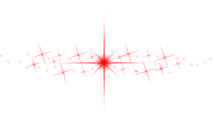 Efeitos Png Vermelho Vector, Clipart, PSD.