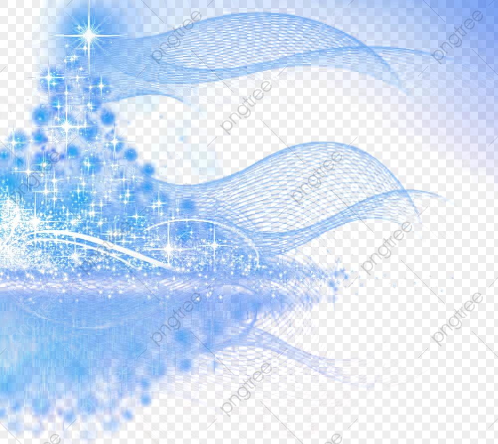 Blue Light Effect Background, Light Effect, Light, Blue Light Effect.