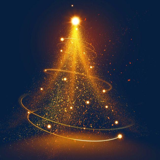 Fantasy Magic Golden Light Effect, Magic Clipart, Light Effect.
