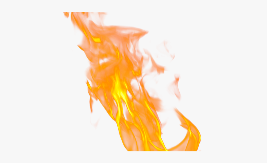 Fire Flames Clipart Fire Effect.