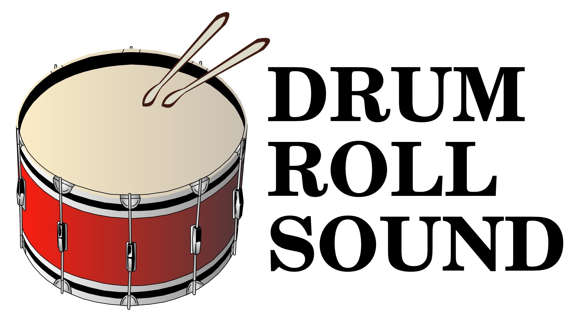 Drum Roll Sound Effect [High Quality, Free Download].