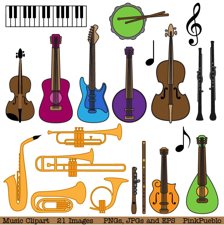 Music Vector Art.