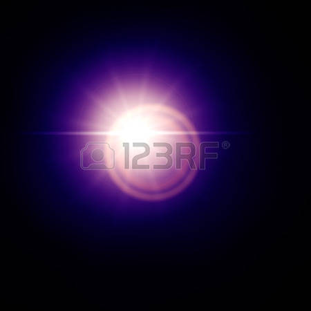 9,151 Lens Flare Light Effect Stock Vector Illustration And.
