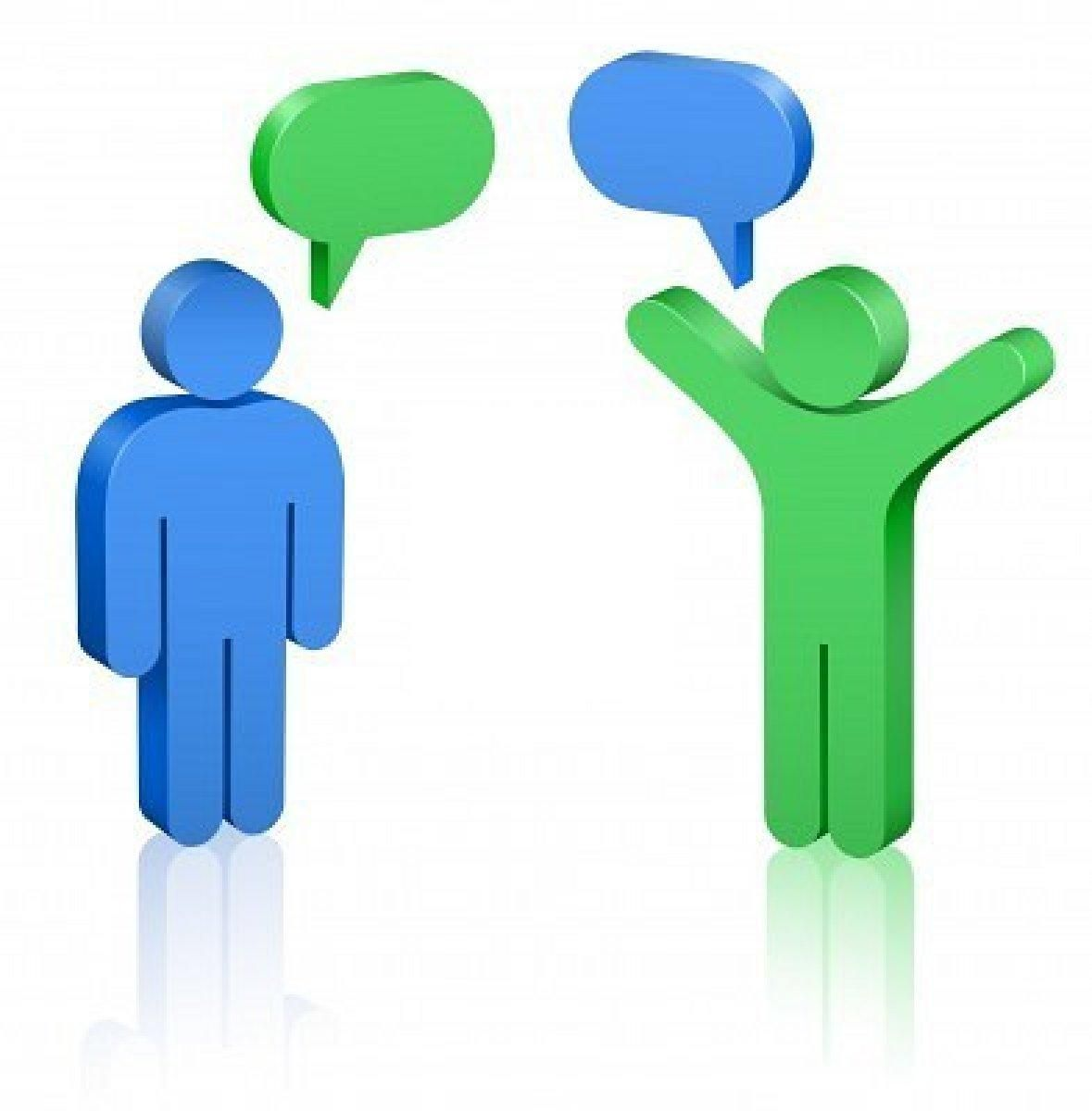 Verbal Communication Clipart Effective communication is vital to.