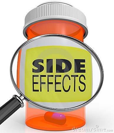 Side effects clipart.