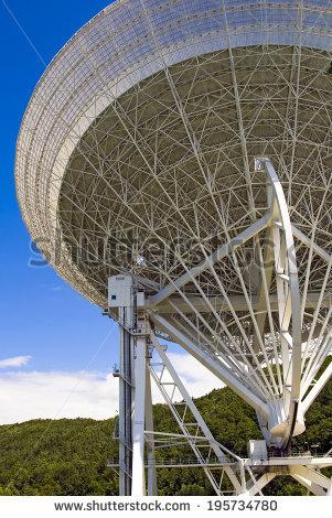 Old Military Radar Stock Photo 84502531.