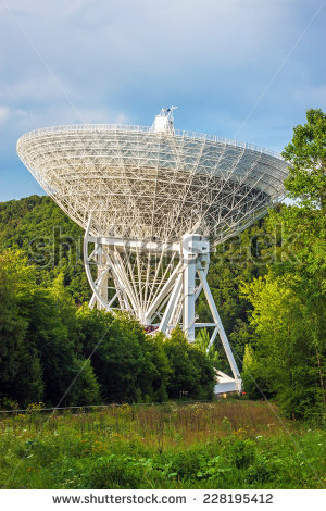 Giant Radio Telescopes Stock Photos, Images, & Pictures.