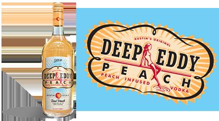 PEACH MARTINI 2 oz Deep Eddy Peach Vodka 1 oz Pineapple.
