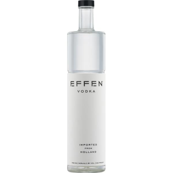 EFFEN Vodka from Albertsons.