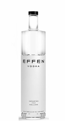 Effen Vodka 750 ml.